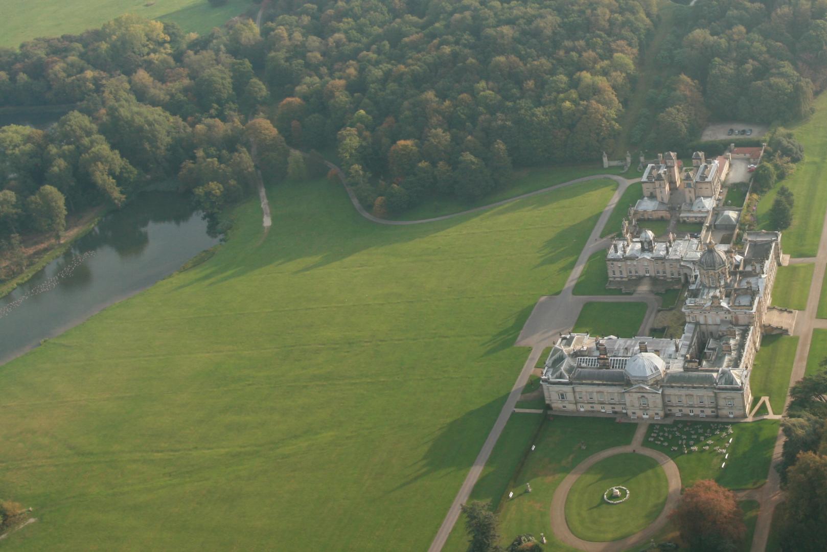 Castle howard vouchers